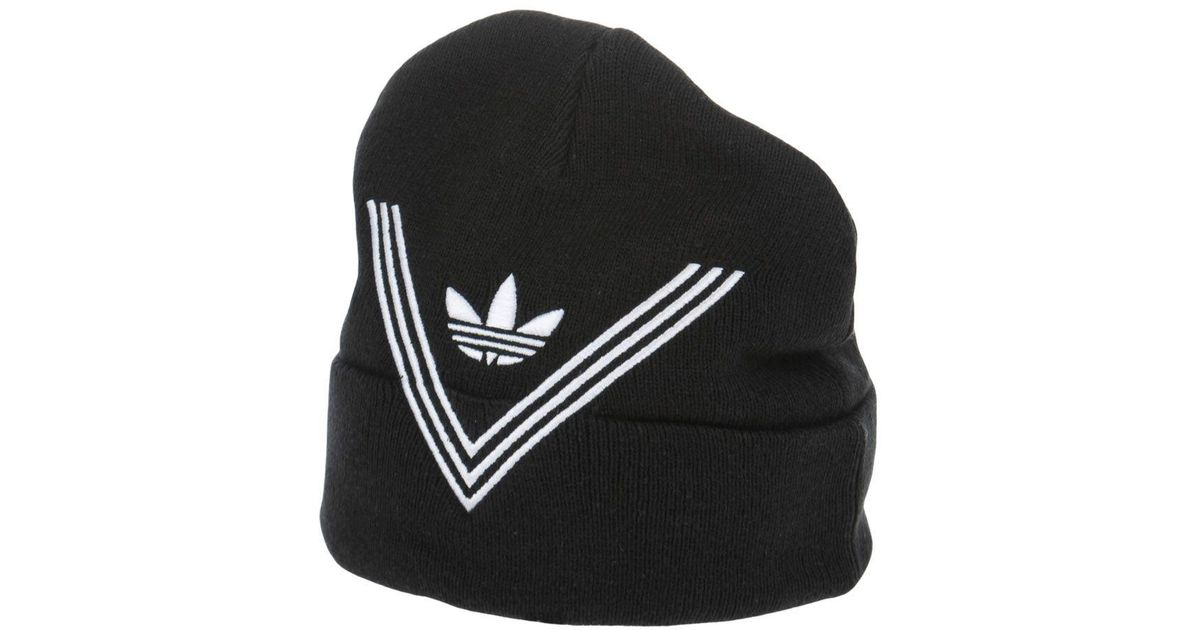 9475bae0ee7fd Adidas Originals Hat in Black for Men - Lyst