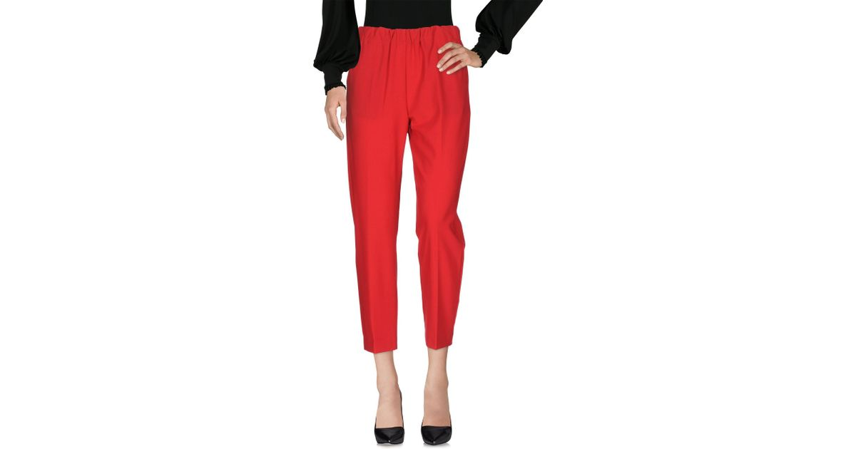 TROUSERS - Casual trousers Anneclaire jnNicnxN8U