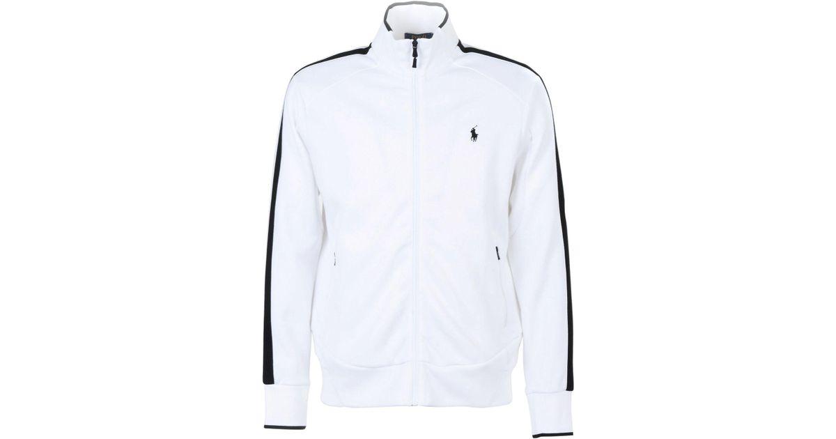 Shirt Polo Sweat Ralph Lyst Men White Lauren For Shcqrdtx QxhdsCBtr