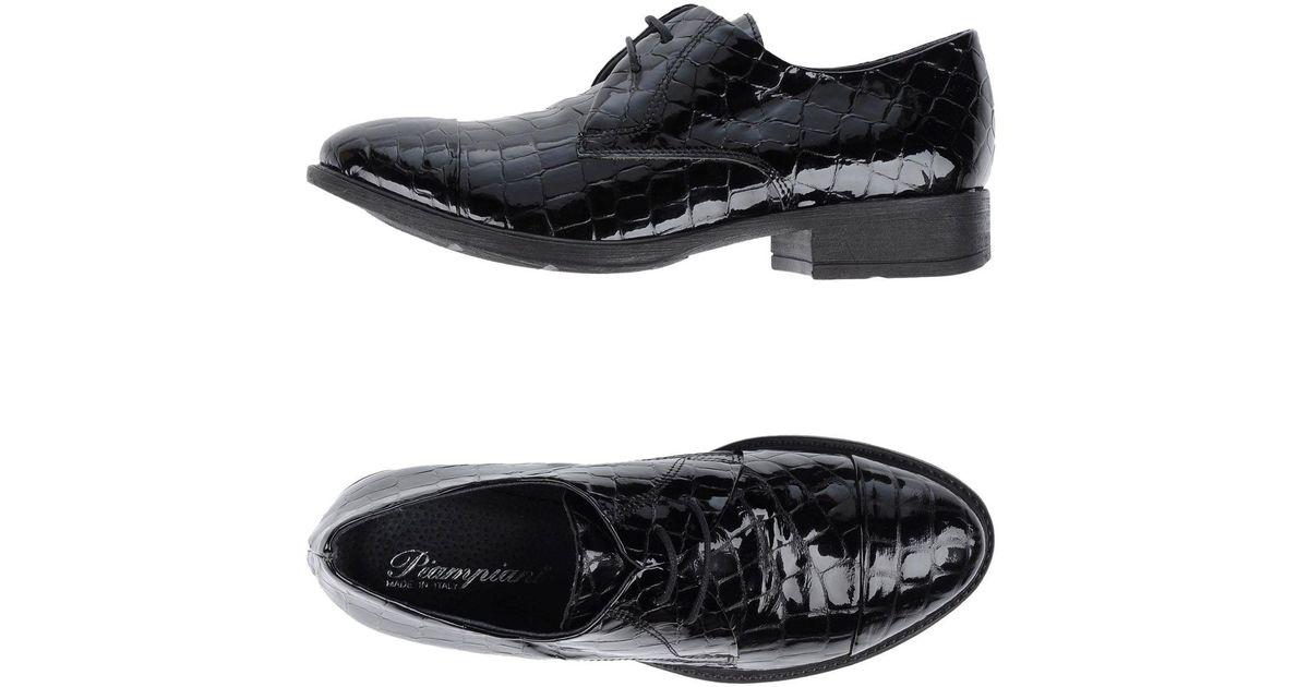Piampiani Chaussures À Lacets 1hpDrF