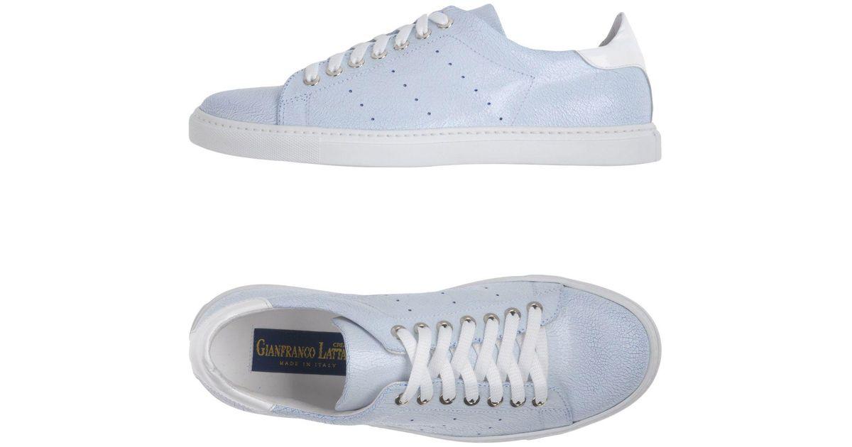 FOOTWEAR - High-tops & sneakers Gianfranco Lattanzi W5z5sLyO