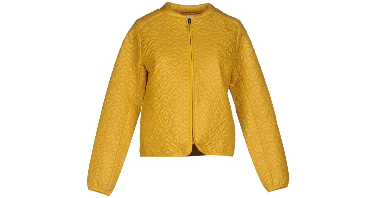 15e67a3929 See By Chloé - Yellow Jacket - Lyst