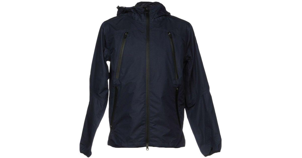 lyst north sails jacket in blue for men. Black Bedroom Furniture Sets. Home Design Ideas
