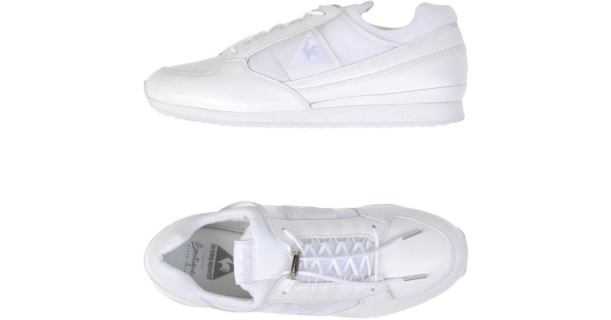 20f3ebce2bc5 Lyst - Le Coq Sportif Low-tops   Sneakers in White