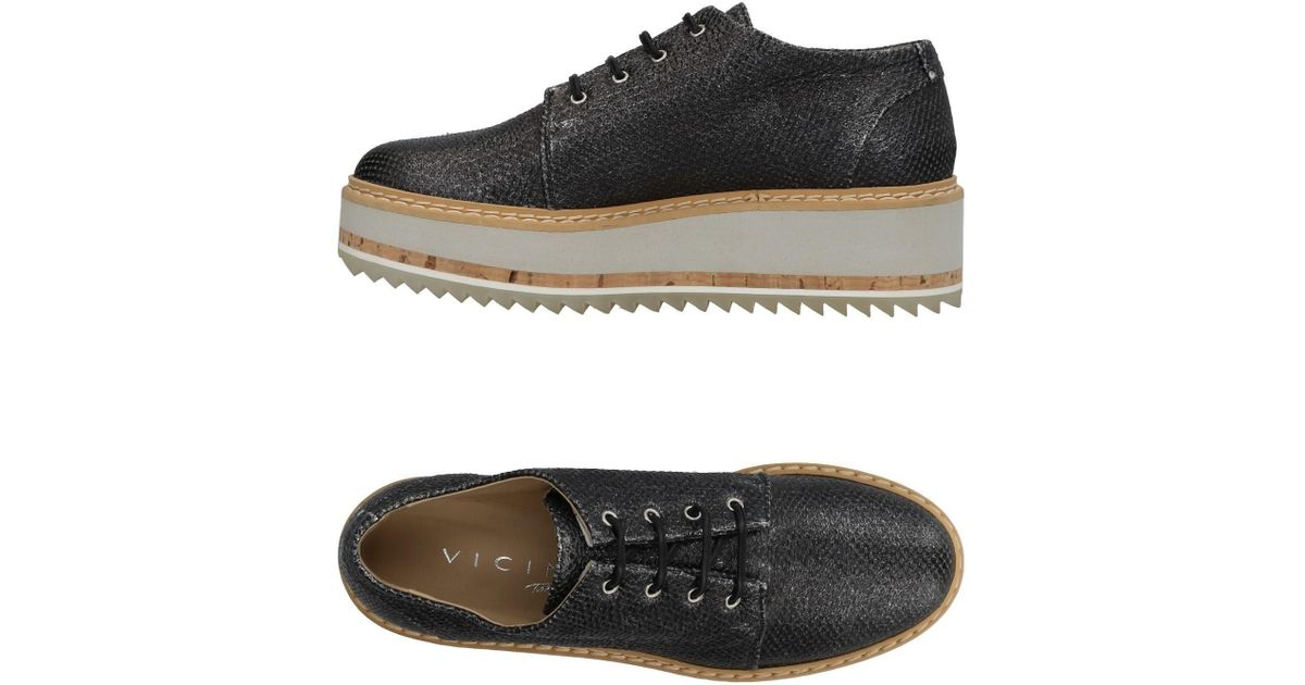 FOOTWEAR - Lace-up shoes Vicini