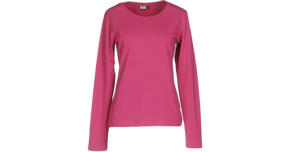 967fd603 Diadora - Purple T-shirt - Lyst