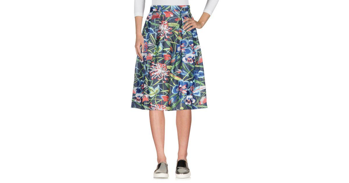 SKIRTS - 3/4 length skirts Camicettasnob 2018 For Sale Sale Shop Offer lb3bM82oXt