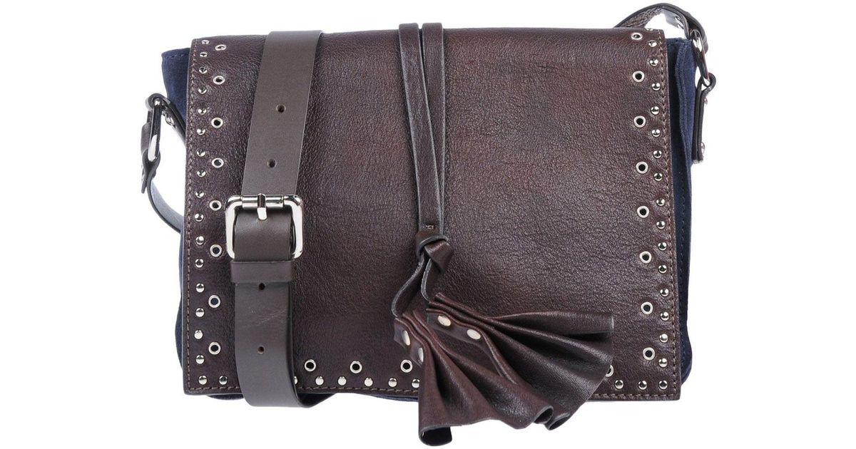 BAGS - Cross-body bags P.A.R.O.S.H. bvOHg