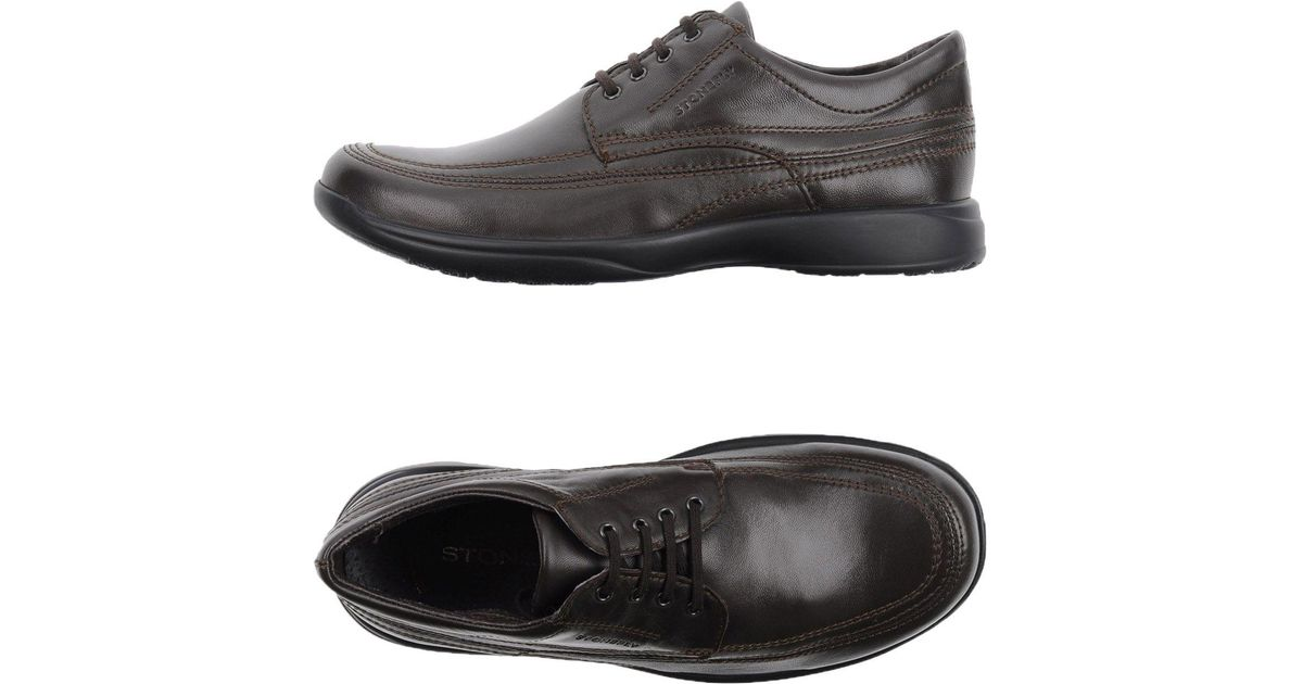 FOOTWEAR - Lace-up shoes Stonefly Cheap Sale Outlet Locations o49c7z73