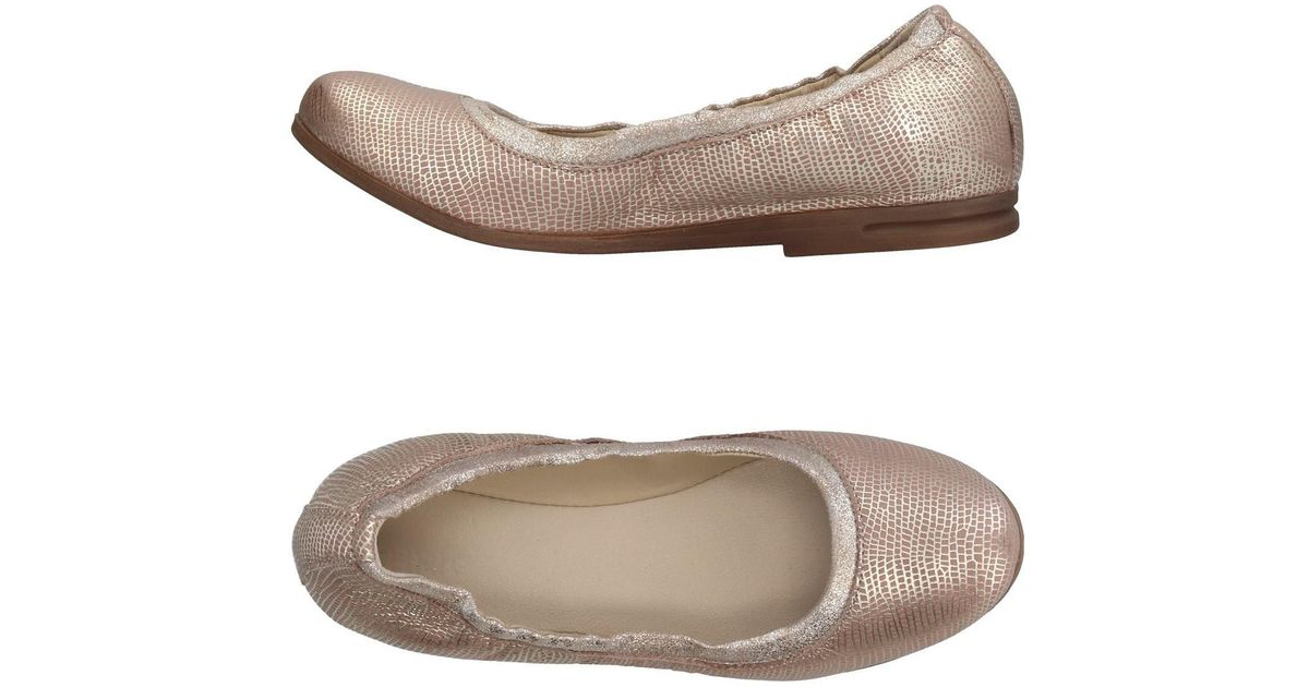 FOOTWEAR - Ballet flats Khrio iwHe6J2aR