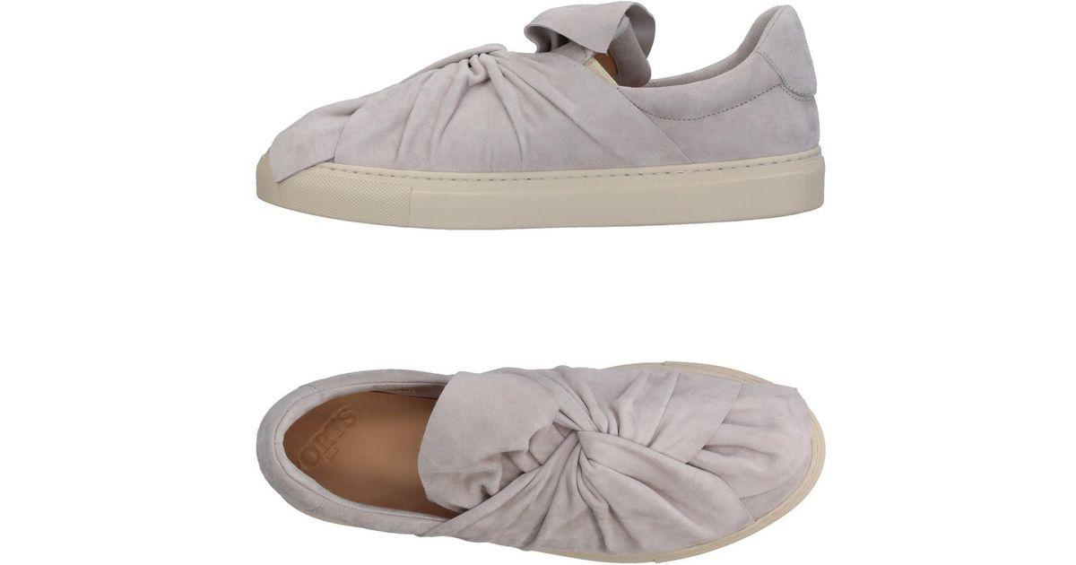 Chaussures - Bas-tops Et Chaussures De Sport Blanc Cassé DWIYsha3