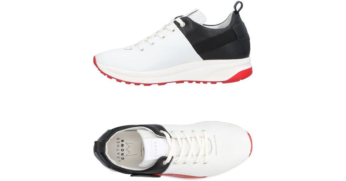 FOOTWEAR - Low-tops & sneakers Leather Crown hn0OCX