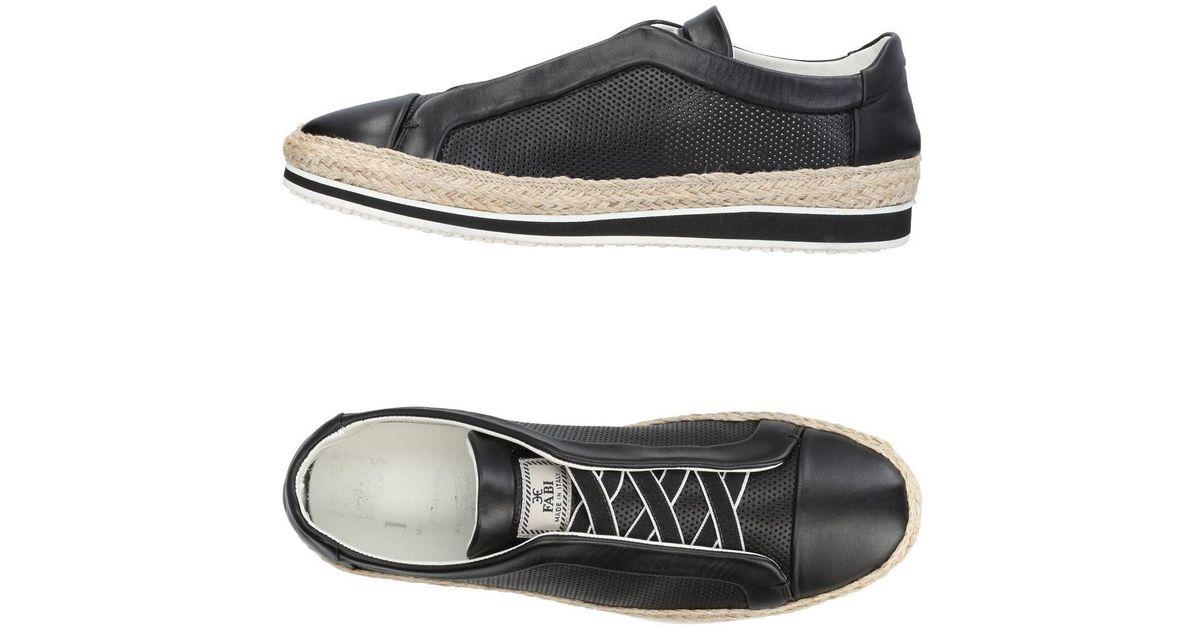 FOOTWEAR - Low-tops & sneakers Fabi BhLUtq60