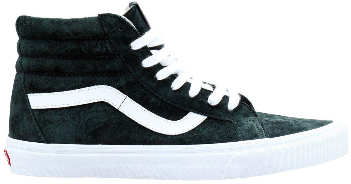 feffc895dc1b Lyst - Vans High-tops   Sneakers in Green for Men