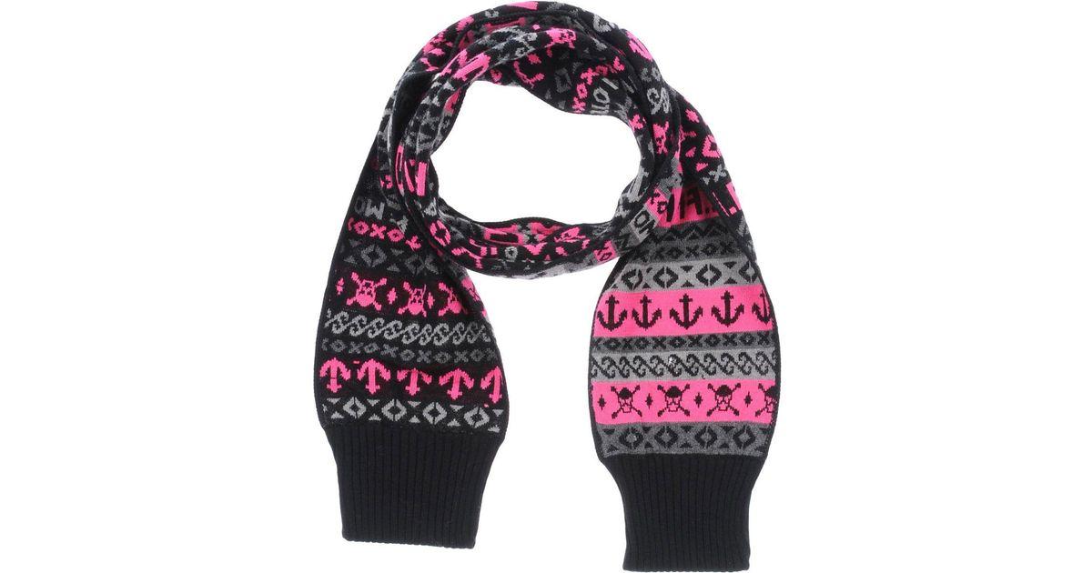 ACCESSORIES - Oblong scarves Frankie Morello Biye4u3