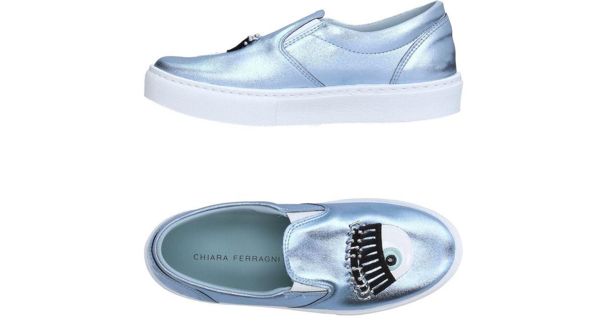 Chiara Ferragni Bas-tops Et Chaussures De Sport WgLOvYg