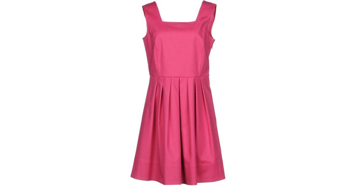 DRESSES - Short dresses Trussardi D16nYS7QxW
