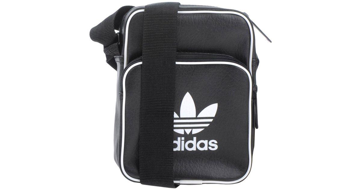 d98957df5 Adidas Originals Cross-body Bag in Black for Men - Lyst