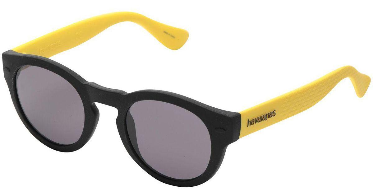 c1c9b6ceb0 Gafas de sol Havaianas de color Negro - Lyst