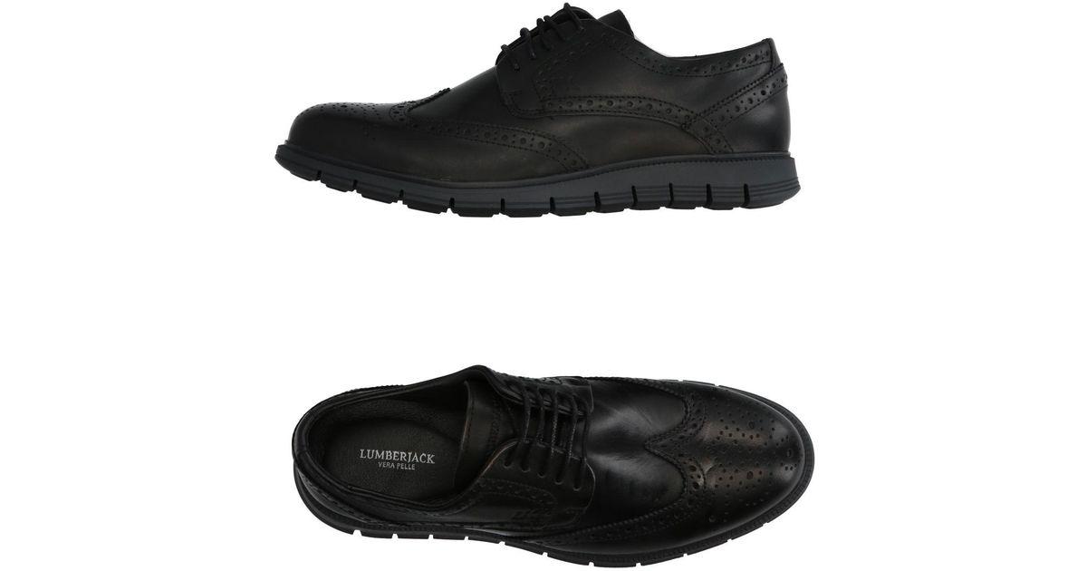Bucheron Chaussures À Lacets nWDfK