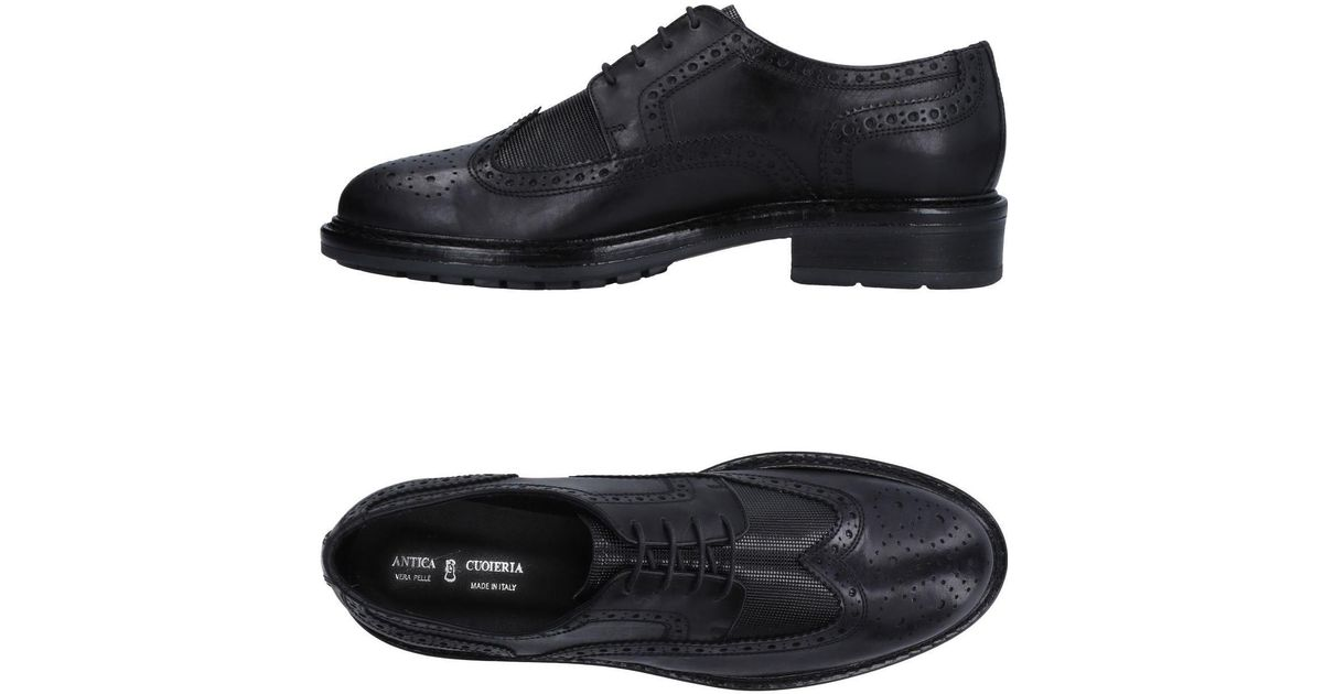 FOOTWEAR - Lace-up shoes on YOOX.COM CUOIERIA Ooogdf