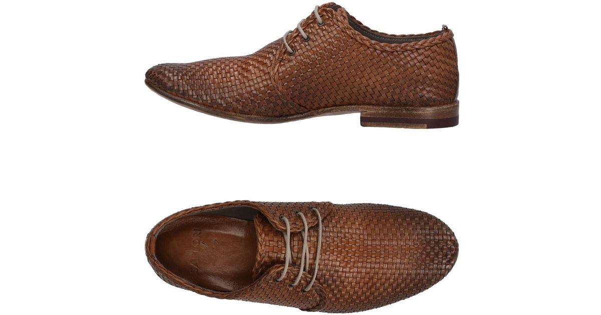 FOOTWEAR - Lace-up shoes Sartori Gold CrTCY