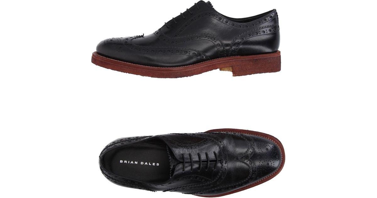 Brian Dales Chaussures À Lacets lJ1hfX