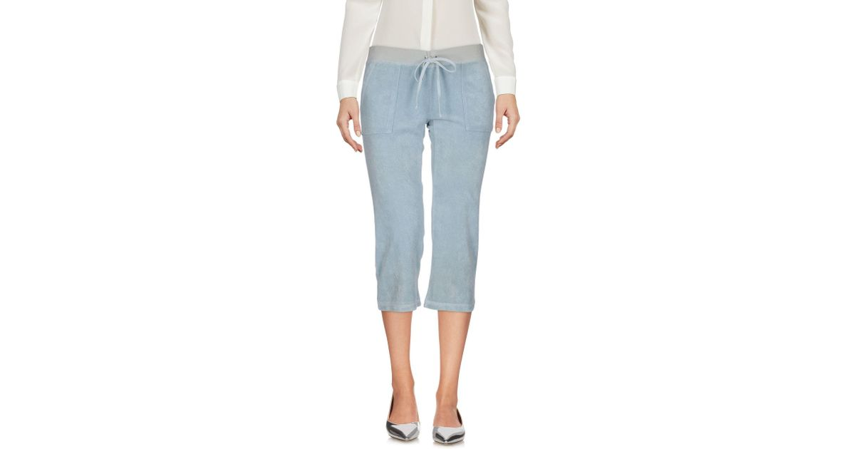 TROUSERS - 3/4-length trousers Juicy Couture bFmk0Yti