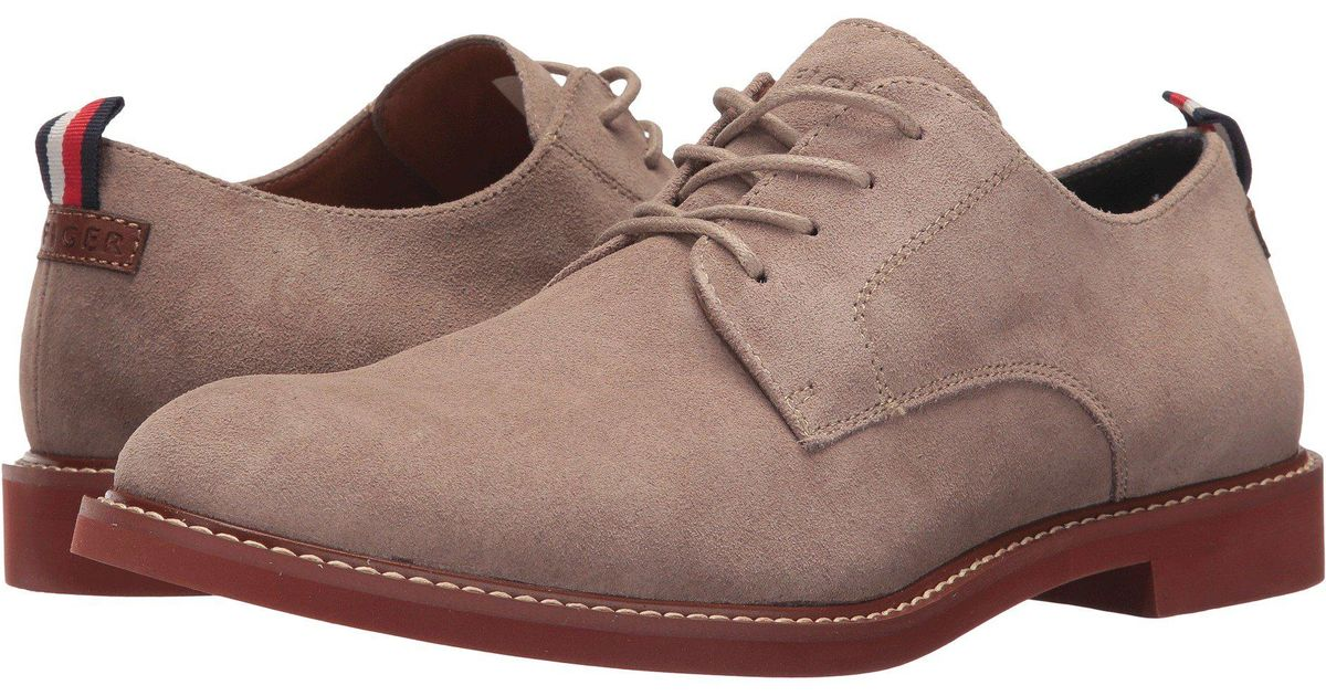 3547bfd228a7e4 Lyst - Tommy Hilfiger Garson (tan) Men s Lace Up Casual Shoes in Brown for  Men