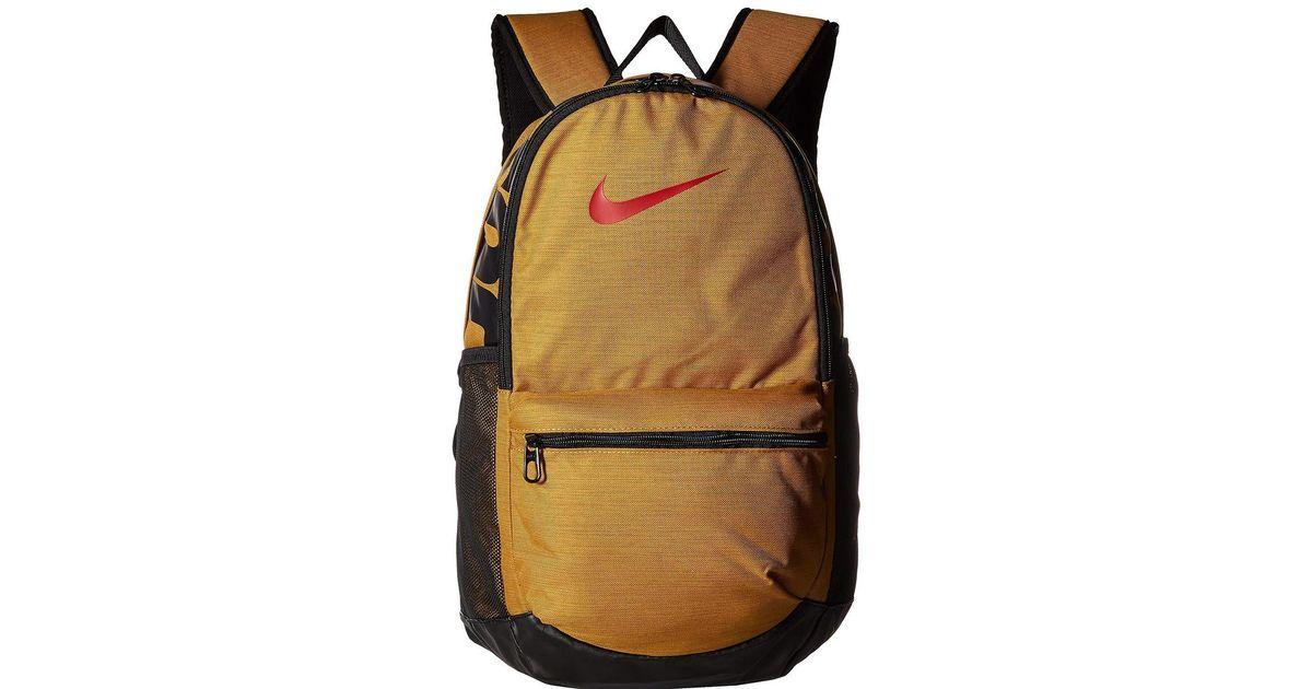 7326199638f1 Lyst - Nike Brasilia Medium Backpack (rush Pink black white) Backpack Bags  in Black for Men