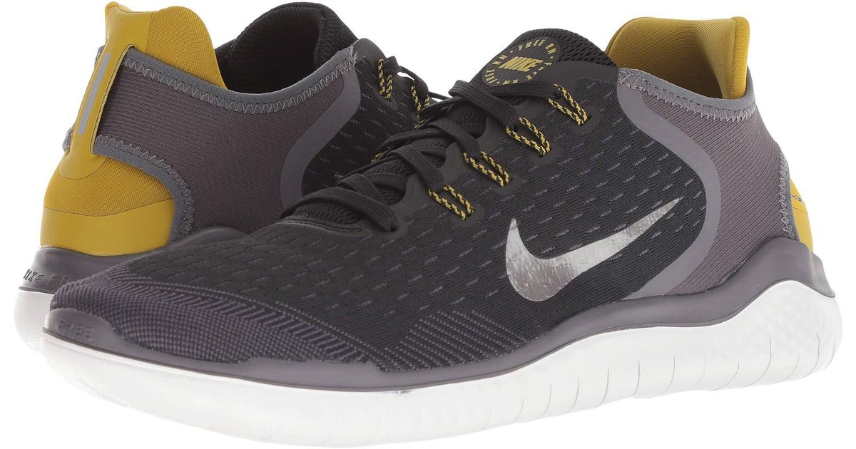 d6a9316af34 Lyst - Nike Free Rn 2018 (blue Force white green Abyss) Men s Running Shoes  in Black for Men