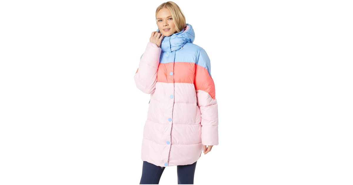 94fc810514ad0 HUNTER Original Puffer Coat (black) Women's Coat in Pink - Lyst