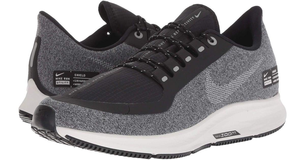 ac7a4bc1055978 Lyst - Nike Air Zoom Winflo 5 Run Shield (smokey Mauve metallic Silver oil  Grey) Women s Running Shoes in Metallic - Save 3%