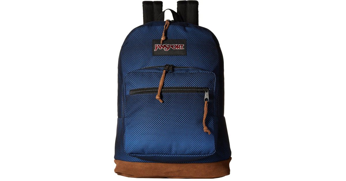 Lyst - Jansport Right Pack Digital Edition in Blue for Men ff9fe04b30