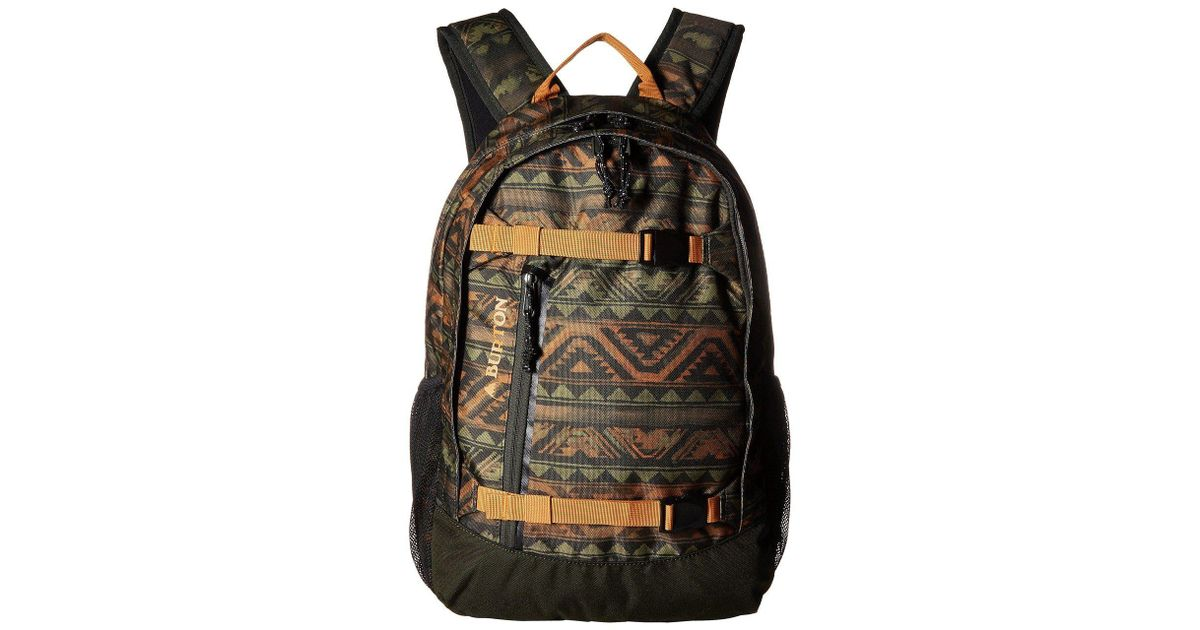a2c7a5bf1f62 Lyst - Burton Youth Day Hiker  20l  (technicat Dream Print) Backpack Bags