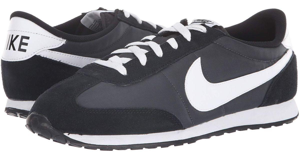 Lyst - Nike Mach Runner (sport Grey white anthracite black) Men s Running  Shoes in Black for Men 54e1b7c2f08