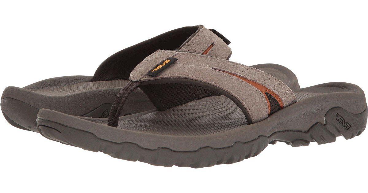 1ecc5447e124 Lyst - Teva Katavi 2 Thong (walnut) Men s Sandals for Men