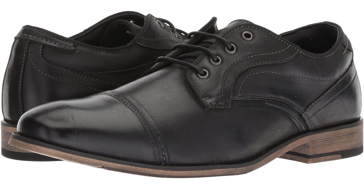 24937d26d42 Lyst - Steve Madden Jenton (dark Grey) Men s Lace Up Casual Shoes in Gray  for Men