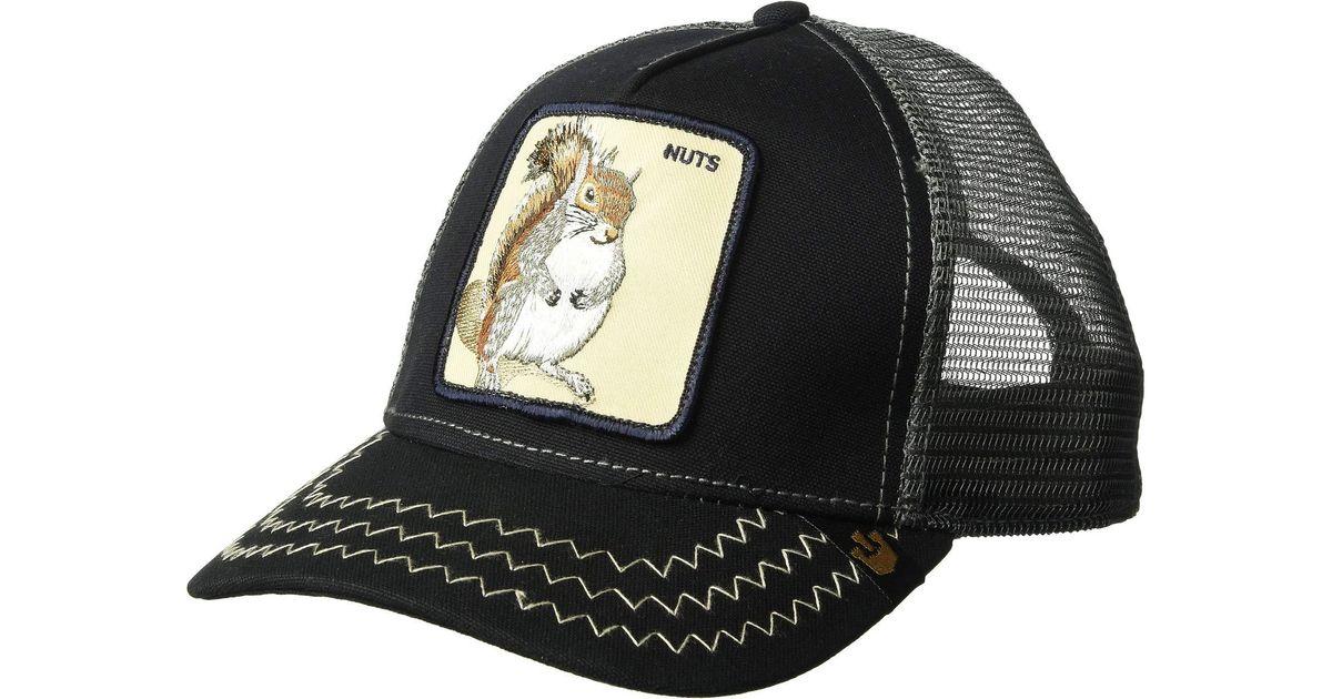 Lyst - Goorin Bros Animal Farm Snap Back Trucker Hat (olive Donkey) Caps for  Men af6198c95ac1