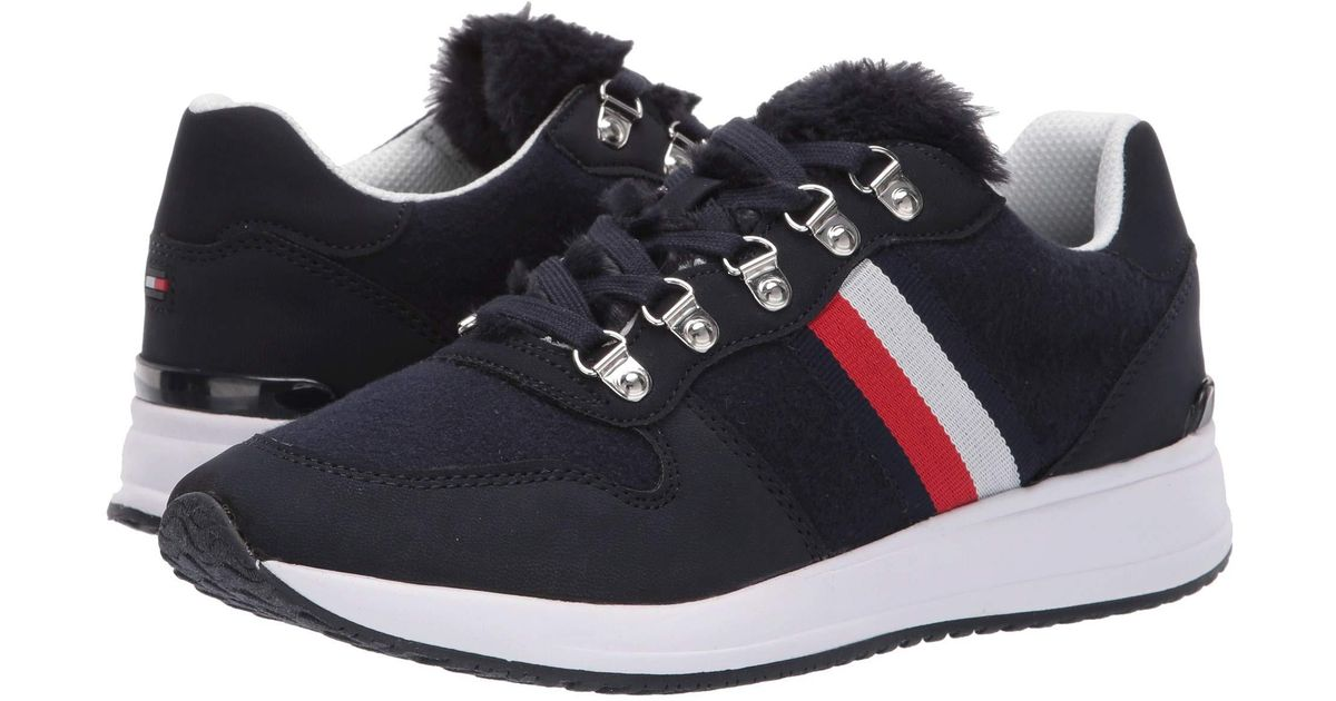 005ac8b5 Tommy Hilfiger Riplee Sneaker in Blue - Save 31% - Lyst