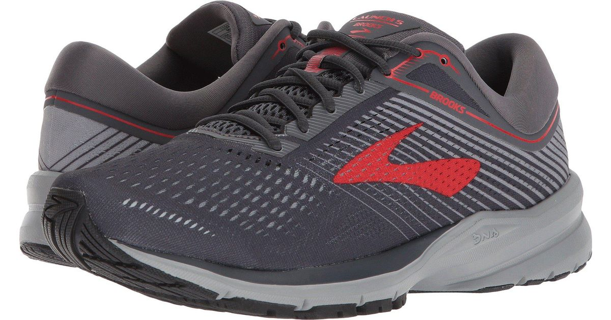 2eb7408d8f230 Lyst - Brooks Launch 5 in Gray for Men - Save 40%