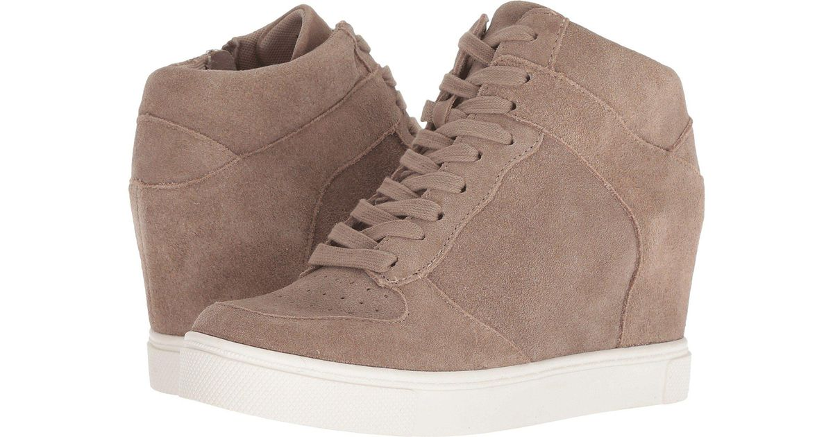 aad6e98a40d Lyst - Steve Madden Noah (pink Suede) Women s Shoes in Brown