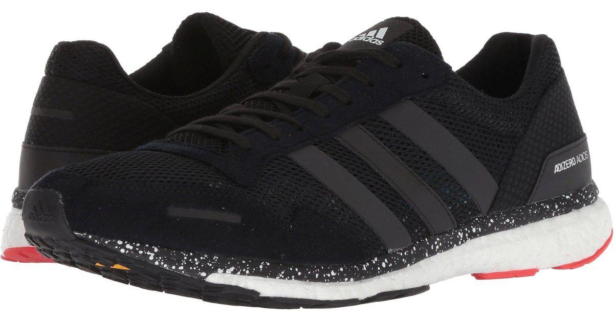 new product 5e578 d2c30 Lyst - adidas Originals Adizero Adios 3 in Black for Men - S