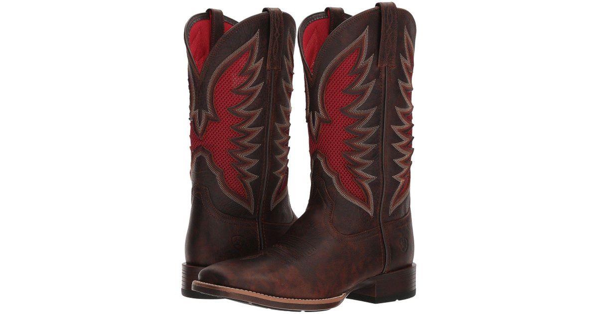 sports shoes 276af 28e52 Ariat - Venttek Ultra (barley Brown) Cowboy Boots for Men - Lyst