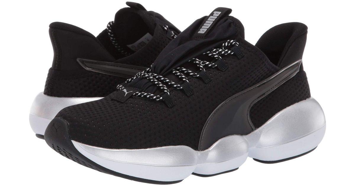 Lyst - PUMA Mode Xt (elderberry  White) Women s Shoes in Black - Save 26% da9f96c07e