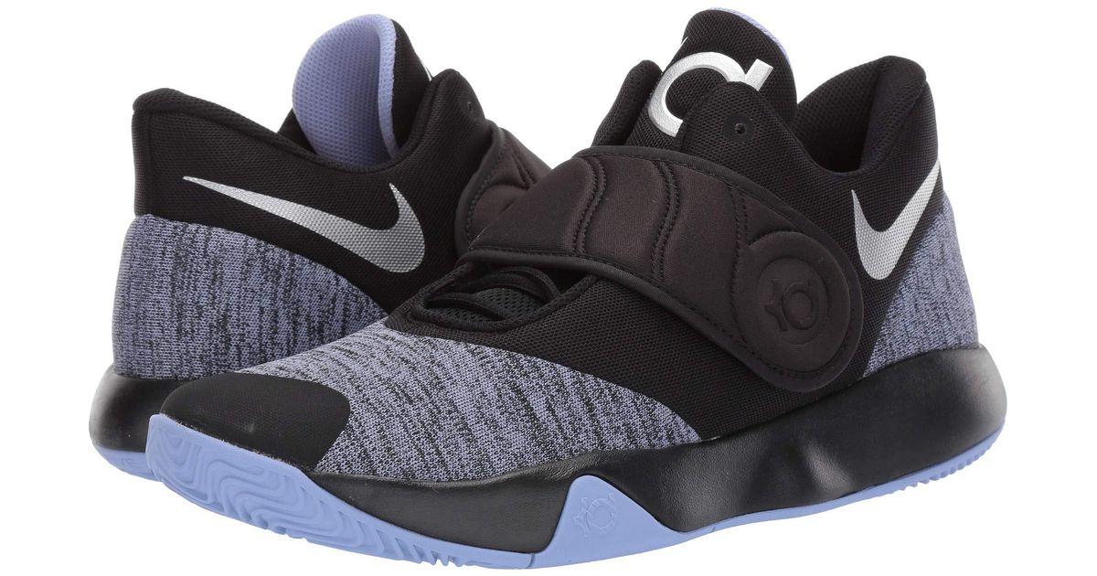 e725164e7d4d Nike Kd Trey 5 Vi (signal Blue black white amarillo) Men s Basketball Shoes  in Black for Men - Lyst