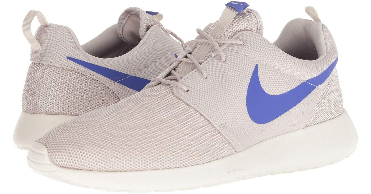 bb84527ecd1f6 Lyst - Nike Roshe One (light Taupe black sail) Men s Classic Shoes for Men