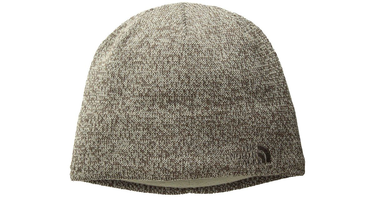 597392f460c0a Lyst - The North Face Jim Beanie in Brown for Men