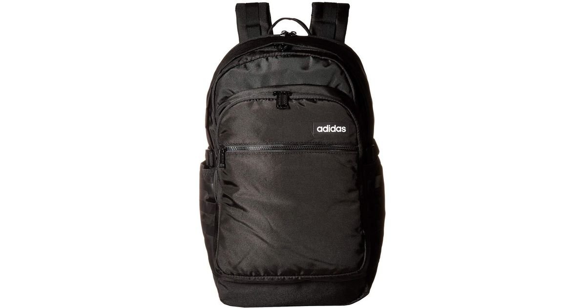 eeb6e1abbf Lyst - adidas Core Advantage Backpack (black) Backpack Bags in Black for Men