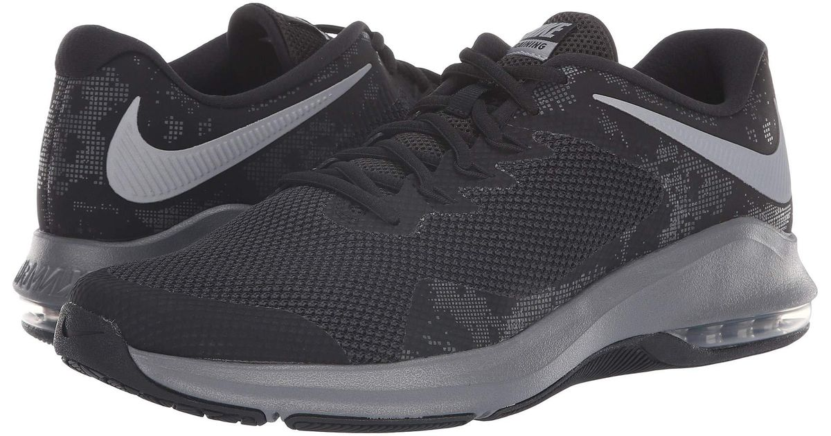 82536471116a Lyst - Nike Air Max Alpha Trainer (cool Grey black) Men s Cross Training  Shoes in Gray for Men